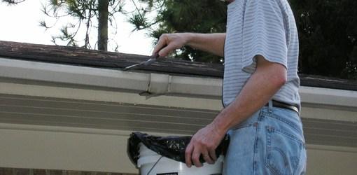 can i repair gutters myself