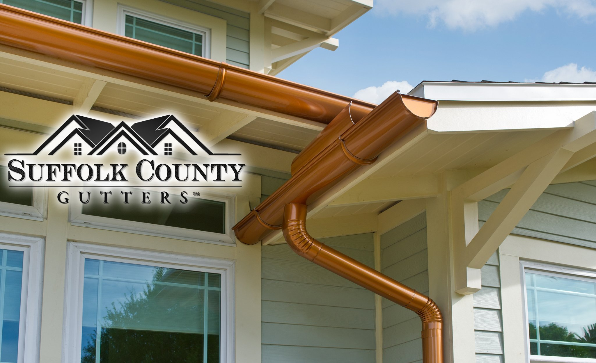 Copper Gutters Long Island Gutter Contractor